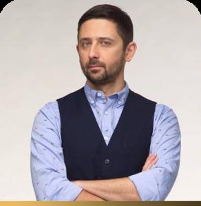 Андрей Шабанов Украинский телеведущий, шоумен, генеральный продюсер Просто Ради.О.