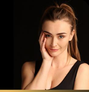 Ирина Бондаренко Украинская актриса театра и кино